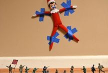 Elf on the Shelf  / by Laramie Walker