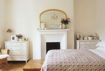 House - bedrooms / by Moira Munro