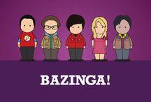 The Big Bang Theory / by Zina