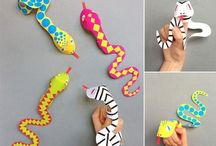 Puppet Crafts / by Art Projects for Kids