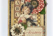 Nostalgic Cards / by Judy Duncan