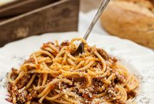 Pasta!!!!!!!!!!!!!! / by Amy Crane