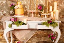 Gold and Pink Wedding / by Tiffany Wichert