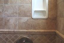 Bathroom ideas / by Deb Lauer