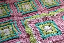 Craft Ideas-Crochet Afghans, Blankets, Pillows / by Kathy Wallace