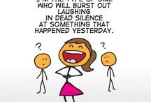 Funnies!! / by Amanda Adamson