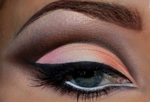Makeup Looks / Different types of eye shadow looks to try out! / by Courtney Kendall