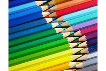 The art of color / by Patricia Hinson