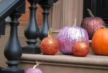 Fall/Halloween ideas & decore / by Melinda Greer from The6greers.com