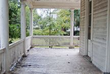 Tattered Porches / by Jill Harris