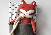in fox we trust! / by Missuisse Blogspot