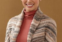 1Crochet~ Scarfs & Shawls / by Sally McCroskey