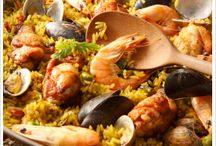 Fish & Seafood recipes / by Christa Lubbe