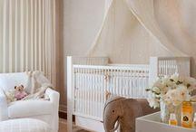 Nursery inspiration / by Marissa Arterberry