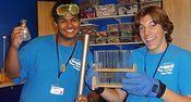 Volunteering at the Fleet / by Reuben H. Fleet Science Center