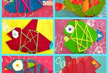 VBS crafts / by Toni Hutchinson