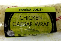 Lunch / by What's Good at Trader Joe's?