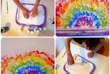 {CLASS} act / My K5 class will love to get their hands on these crafts! / by Amber Jones