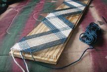 Weaving / by Lilian Villeda