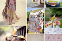 The Perfect Wedding Color Palette / Look here for the perfect color palette to guide your wedding decor! / by OneWed