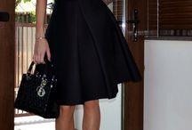 Little Black Dress Things / by Kristen DeDent