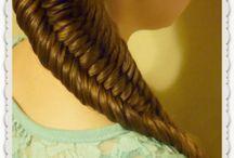 Kids hair / by Crystal Mandryk