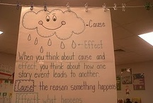 Anchor Charts / by Melissa Wade