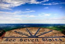 Tennessee On My Mind / The Volunteer State / by Brenda Thomas