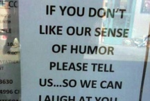 funny / by Lyndie Kuffler