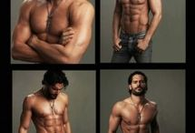 Ay Ay Ay...Beautiful Men!! / by Cindy Valdez