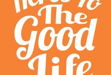 The Good Life / Inspired by the Influenster Good Life Vox Box / by Lexi Treichel