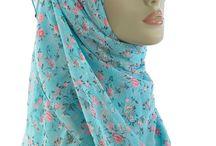 Hijabs / by EastEssence.com