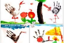 craft SPRING / craft SPRING for kids / by Кrокотак