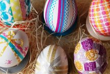 Easter ideas / by Frances Paddick