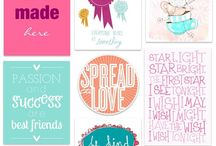 printables / by DoodY