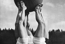 This sporting life / by alexandra erlhoff