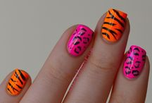 Nail Designs and Hair  / by Shayna Helms