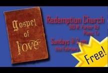 Randomness / by Redemption Church