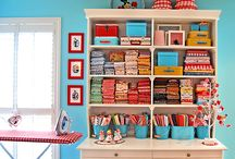 Sewing rooms / by Christal Brewer