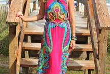 Formal and Maxi Dresses / by Regina Combs