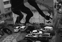 Street Art / by Dan Denney