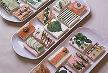 Tea Sandwiches / by Cathe Huynh-Sison