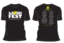 2013 Merchandise / by LaughFest