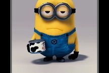 Minions.......  WHAT?!?! / by Dorothy Benton