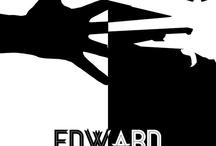 Edward scissorhands  / by Rebecca Spraggins