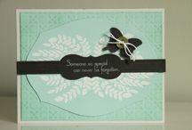 Cards - Sympathy / by Stephanie Zanghi Mino