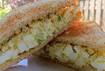 Sandwichs / by Pat G