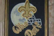 NEW ORLEANS SAINTS / by Denise Westbrook