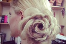 Hair styles / by Shelby Jondal