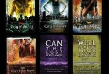 Cassandra Clare / My dedication to my favorite author, Cassandra Clare.  / by Laney Flanagan